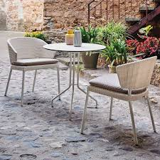 Outdoor Bistro Table Point Fennec Outdoor Dining Bistro Table Chair Patio