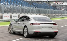 new porsche 2017 2017 porsche panamera technological marvel the car guide