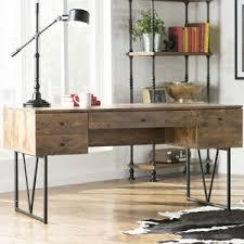 industrial desks birch lane