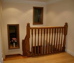 Banister Railing Code Staircase Landing Handrail Staircase Gallery