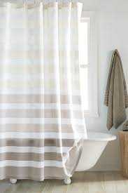 Stripe Shower Curtains Dkny Highline Stripe Shower Curtain Donnakaranhome Com