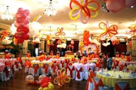 sesame decorations sesame party supplies and ideas balloon decoration ideas