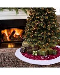 here s a great deal on aytai 48inch tree skirts velvet
