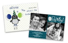 invitation stationery custom event invitations costco photo center
