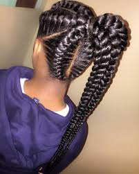 black goddess braids hairstyles 25 hottest braided hairstyles for black women head turning