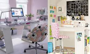 home office ideas for decorating your work desk cool modern decor