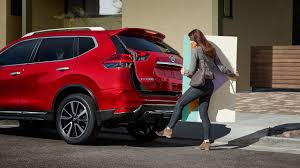nissan rogue boot space 2017 nissan rogue features nissan canada