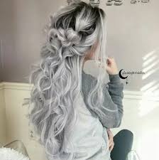 hilites for grey or white hair best 25 long silver hair ideas on pinterest silver blonde hair