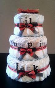 baby shower halloween theme 23 best diaper cakes halloween images on pinterest halloween