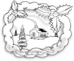 free coloring pages xmas holiday coloring book colouring