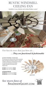 outdoor windmill ceiling fan shades of light global market 2017 72 rustic windmill ceiling