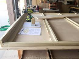 Murphy Desk Bed Plans Diy Modern Farmhouse Murphy Bed How To Build The Bed And