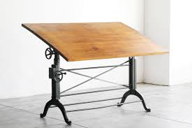 Antique Wooden Drafting Table Sold Antique Cast Iron Drafting Table Frederick Post Co