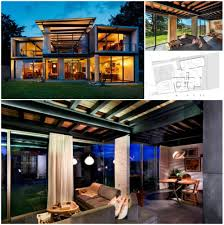 2 story 3 bedroom shipping container home