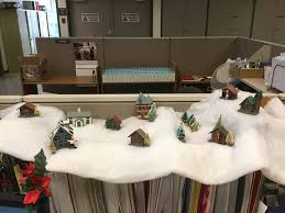 christmas desk decoration ideas 60 fun office christmas decorations to spread the festive cheer at