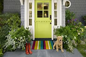 how to pull off a bold front door paint color this old house idolza