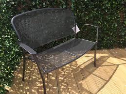 Kettler Garden Furniture Kettler Caredo Bench Norwich Camping