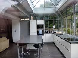 veranda cuisine prix fenetre veranda dedans canapé design pour prix m2 veranda