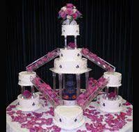 wedding cake steps wedding cakes with stairways cake ideas wedding cake with