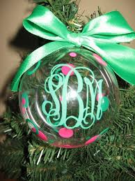 monogrammed christmas monogrammed christmas ornaments rainforest islands ferry within