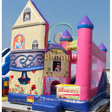 disney princess combos bouncy castle no cqco474 for