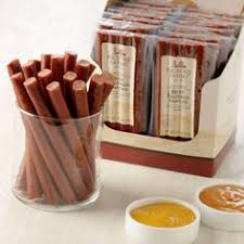 hickory farms summer sausage and cheese gift box food