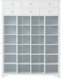 White Shoe Storage Cabinet Great Deals On Free Standing Cabinets Racks Shelves Home