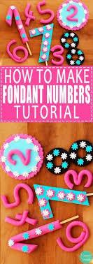 best 25 fondant decorations ideas on fondant flowers