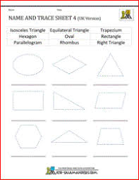 worksheet shapes range 2d shapes worksheets 2nd grade