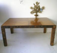 American Brutalist Dining Table From Lane Furniture S For - Lane furniture dining room
