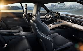 porsche interior 2016 porsche mission e with emoticon capture technology would i wear it