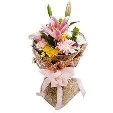 stargazer bouquet stargazer mix bouquet floral symphony