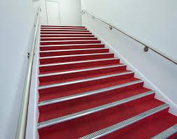 metal stair nosing commercial american safety metal stair nosing
