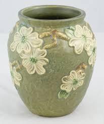 Antique Ceramic Vases 56 Best Unmarked Roseville Pottery Images On Pinterest Roseville