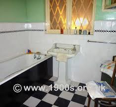 1940s bathroom design the bathroom in a 1940s suburban house
