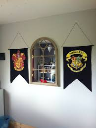 Best Harry Potter Themed Rooms Images On Pinterest Harry - Harry potter bedroom ideas