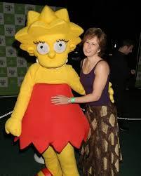 Lisa Simpson Halloween Costume Yeardley Smith