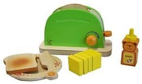 toaster kinderküche neu hape toaster mixer kaffeemaschine set holz küche