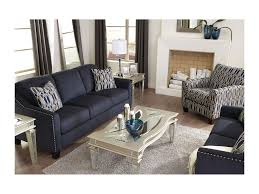 benchcraft creeal heights 8020238 sofa with nailhead studs dunk
