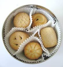 edible gifts butter cookies ilovegifting