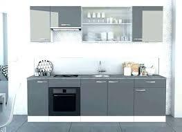 cuisine laquee cuisine grise pas cher meuble cuisine acquipace pas cher meuble