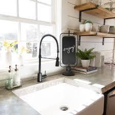 Kitchen Sink Farming by Spinning Blackboard Blackboards Joanna Gaines And Magnolia