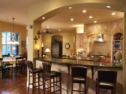 extra large kitchen island island house plan with kitchen and bar