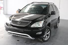 lexus rx 350 for sale nsw repossessed luxury car auctions sydney graysonline