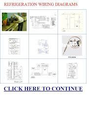 refrigeration wiring diagrams true refrigeration wiring diagrams
