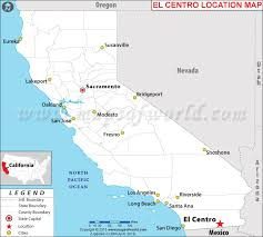 california map el centro where is el centro located in california usa