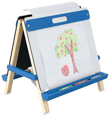 best art easel for kids blick studio children s tabletop easel blick art materials