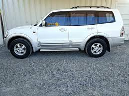 mitsubishi pajero 2000 automatic mitsubishi pajero exceed 2000 white used vehicle sales