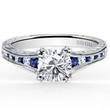 blue and white engagement rings 5151 best jewerly images on rings jewels and