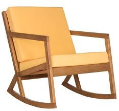 Rocking Chair With Cushions Best 25 Contemporary Outdoor Rocking Chairs Ideas On Pinterest